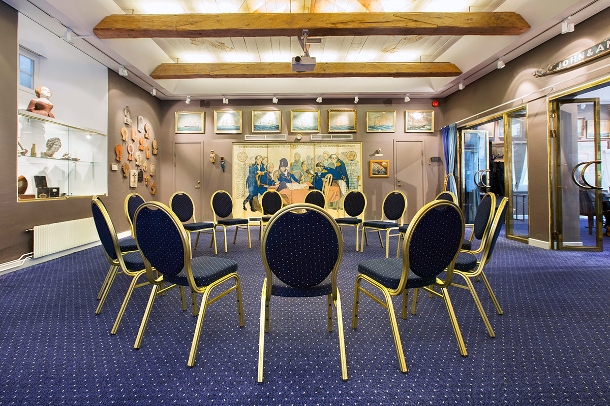 Conference at the Victory Hotel, Victory Hotel