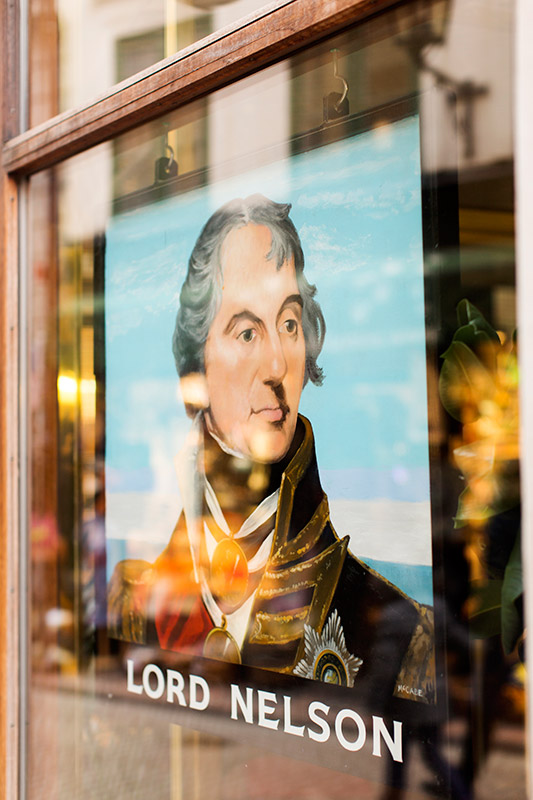 Image from Lord Nelson – Gamla Stan, Stockholm, Sweden